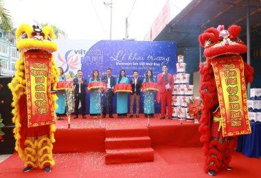 Golden Star Tổ Chức Khai Trương Việt Nhật BLUE