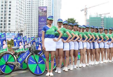 Dịch vụ tổ chức Chạy Roadshow chuyên nghiệp