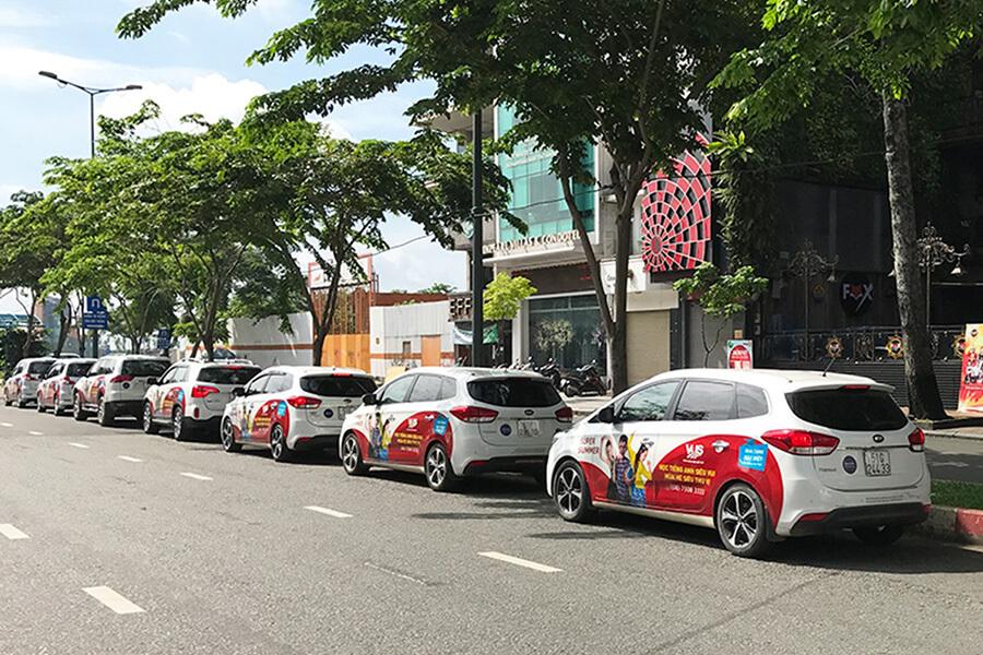 Tổ chức chạy roadshow ô tô